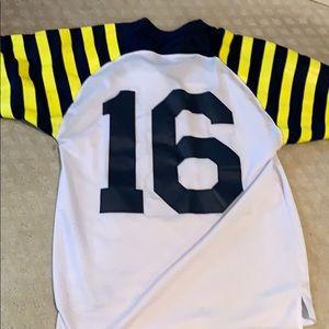 adidas Other - #16 Michigan jersey